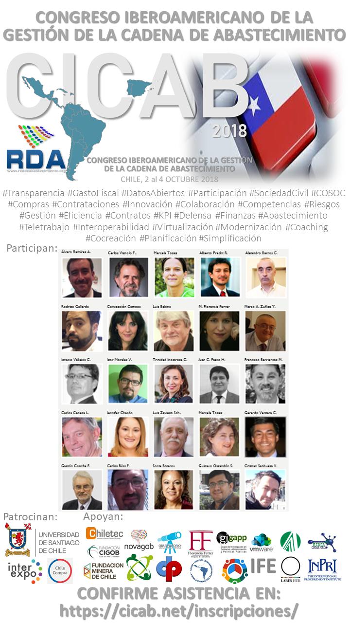 Congreso Iberoamericano Gestión de Cadena de Abastecimiento 2018 final v 5